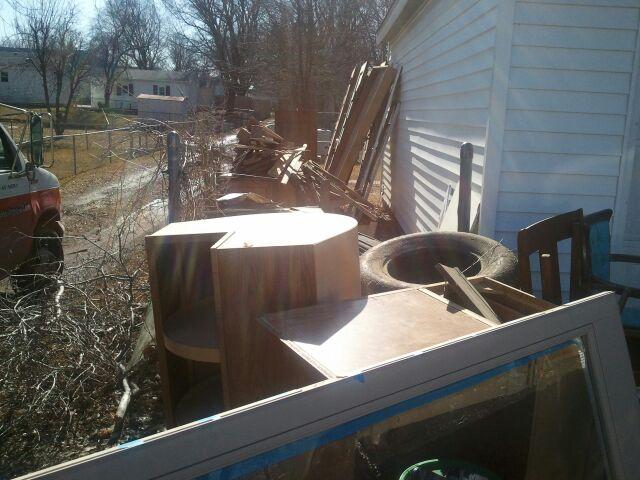 Des Moines Iowa Junk Removal